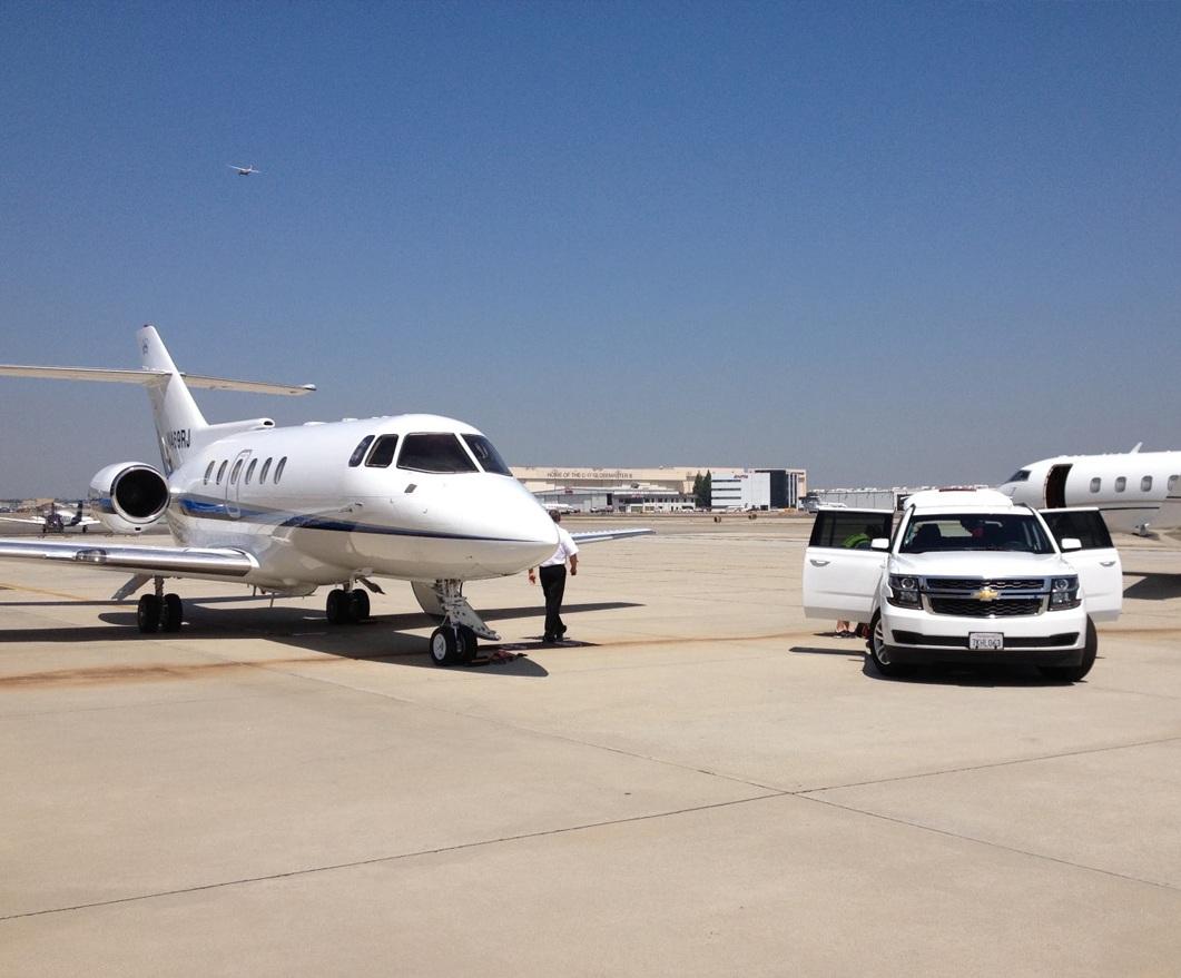 Jet Charter Request